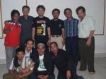 Saya dan beberapa penyair Medan