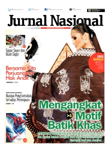Cover Jurnas 4 Mei 2014