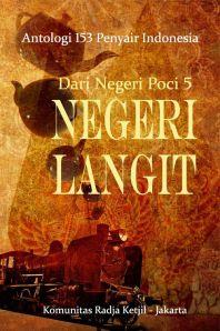 Cover antologi negeri poci 5 Negeri Langit