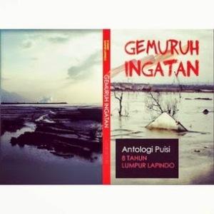 cover antologi puisi lapindo gemuruh ingatan