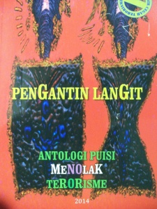 Cover Antologi Puisi Pengantin Langit