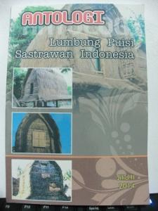 Cover Antologi Lumbung Puisi Sastrawan Indonesia Jilid II