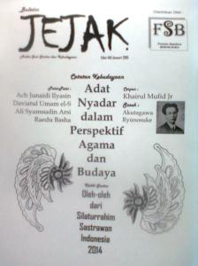 Cover Buletin Jejak Januari 2015