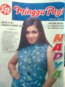 Cover Minggu Pagi no 50