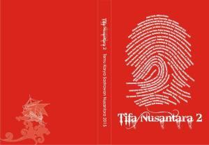 Cover Tifa Nusantara 2