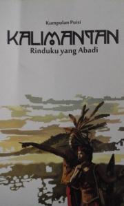 Cover Antologi Puisi Kalimantan