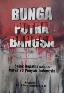 Cover Antologi Bunga Putra Bangsa 2016