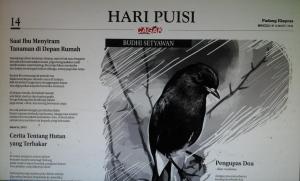 Cover Padang Ekspres 13 Maret 2016