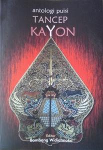 Cover Antologi Tancep Kayon 2016
