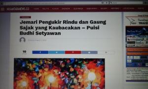 Cover Nusantaranews Puisi Buset